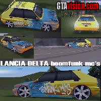 Download: Lancia Delta Evolution | Author: Boomfunk MC's