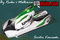 Download: Scooter Kawasaki | Author: IL BOSS