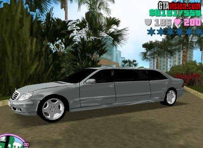 Mercedes-Benz S600L (W...
