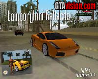 Lamborghini Gallardo V 2 Gta Vice City Gtavision Com Grand