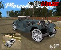 Download: Mercedes 500k | Author: JVT