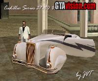 Download: Cadillac series 37-90 v16 Cabriolet 1937 | Author: JVT
