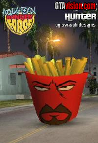 Download: Frylock Hunter | Author: Switch Designs