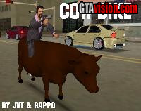 Download: Cow Bike | Author: JVT & Rappo