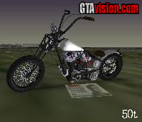Download: Harley-Davidson Shovelhead | Author: 50t