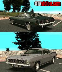 Download: Plymouth Hemi Cuda 440 | Author: EA Games, converted by kostyaline