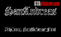 "Download: San Andreas Font Schriftart - ""Diploma"" 
