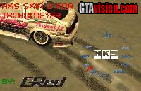 Download: HKS Tachometer Skin v2 | Author: GRED