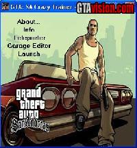 GTA: San Andreas +151 Trainer v2 0 (GTA: San Andreas
