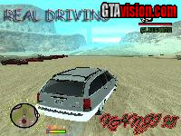 Download: Real Driving Mod | Author: Ali M Kanji