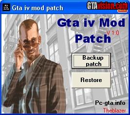 Mod patch для GTA 4.