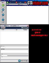 Download: GTA IV Mod Manager v0.1 | Author: g4mGunner