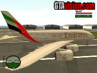 Download: Emirates Airlines Skin Airbus A380800 | Author: Deep Ice