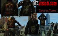 Download: Guns N' Roses Jacket | Author: spyloops