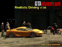 Download: Realistic Driving v1.08 | Author: Killatomate