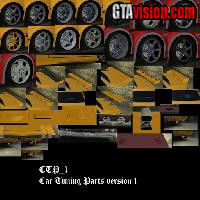Download: Car Tuning Pack (CTP v1) | Author: ikey07