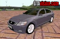 Download: Lexus GS430 '07 | Author: GTAMAN
