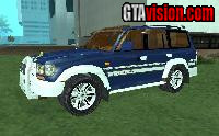 Download: Toyota Land Cruiser 80 | Author: GTAMAN
