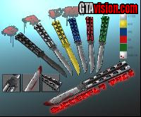 Download: GRIM's Butterfly Knife Pack | Author: GRIM