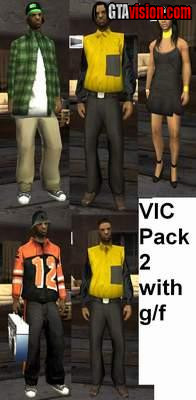 Download: Vic pack 2 with Catalina | Author: LAD