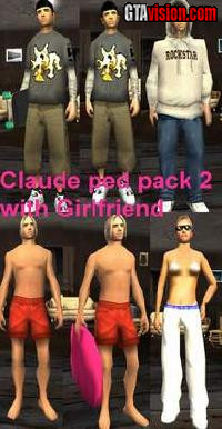 Download: Claude pack 2 | Author: LAD