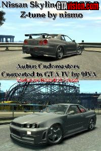 Download: Nissan Skyline R34 GT-R Z-Tune Beta | Author: 9lXA
