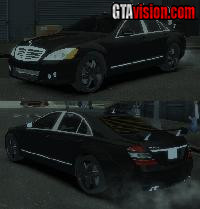 Download: Brabus SV12 S Biturbo v1.2 (Mercedes Benz) | Author: Original model: Archer & Fl@sh; Converted by Dionys