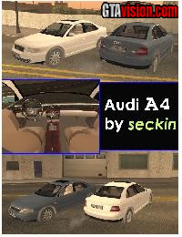 Download: Audi A4 | Author: Seckin