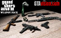 Download: GTA III Weapon Pack | Author: Renegade