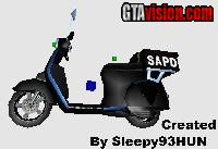 Download: SAPD Moped | Author: sleepy93HUN