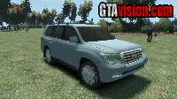 Download: Toyota Land Cruiser 200 | Author: Denus