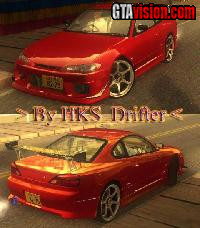 Download: Nissan Silvia S15 N.O.B | Author: HKS_Drifter