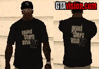 Download: GTA 4 T-shirt | Author: TURBO 500