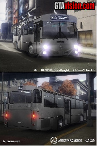 Download: Mercedes Benz O305 | Author: DENIS, DarkKnight, K1slim, AxeLite