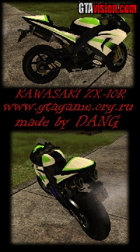 Download: Kawasaki ZX-10R | Author: DANG