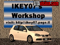 Download: VW Golf R32 Tunable | Author: EA Games, converted by Ikey07