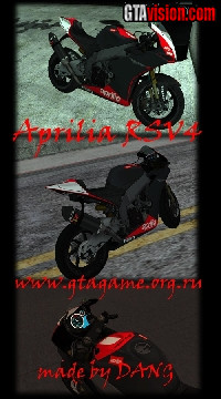 Download: Aprilia RSV4 | Author: DANG