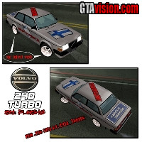 Download: Volvo 240 Turbo -Texturen | Author: FlashG, Late_Tuning