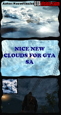 Download: Nice new clouds for GTA SA | Author: NoswiThufer